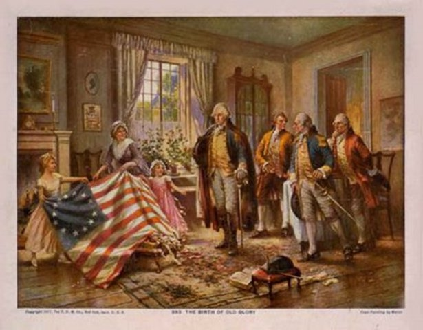 End of Revolutionary War and a Critical Period
