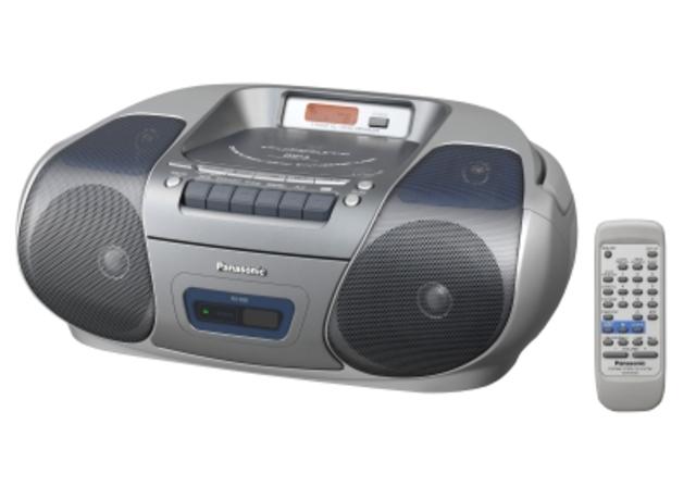 Mi primer Radio & Cassette.