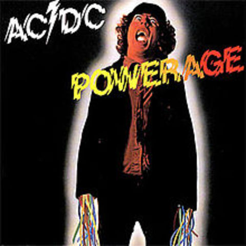 Album: Powerage