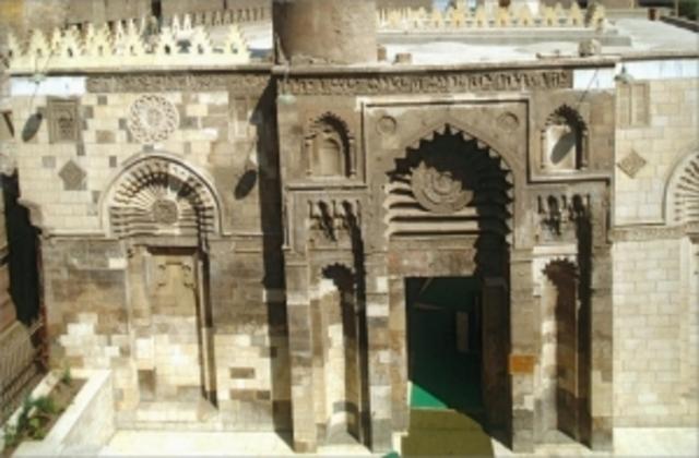 Fatimid's Al Aqmar Mosque