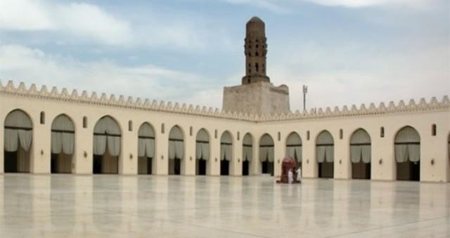 Fatimid's Mosque of al-Hakim