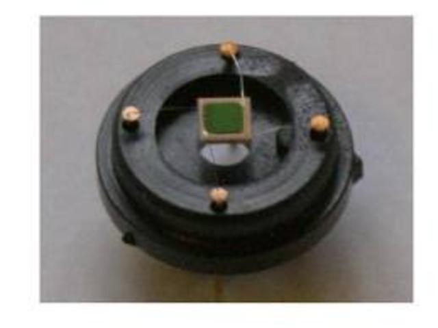 Standard metal oxide semiconductor