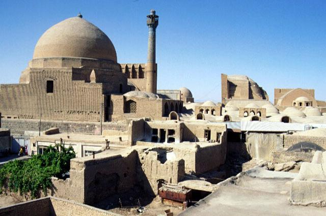 Seljuks' Friday Mosque in Isfahan