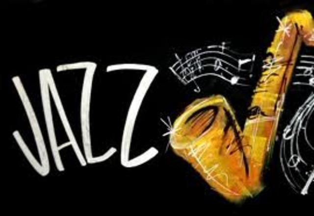 start of jazz music