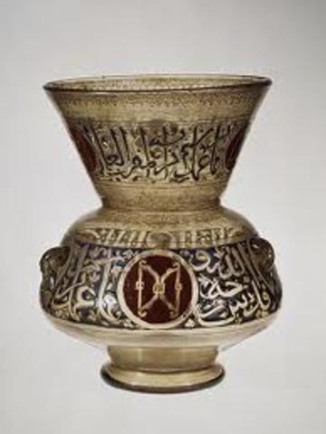 Mamluk Mosque Lamp