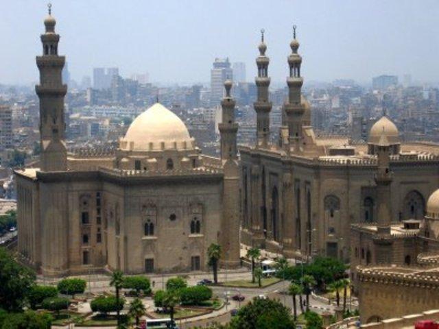 Mamluk's Sultan Hassan Funerary Complex