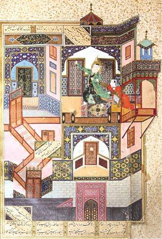 Timurids' Seduction of Yusuf