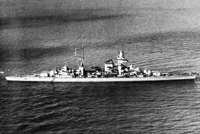 Two-Ocean Navy Act
