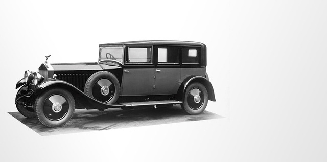 Rolls Royce in 1920's Events