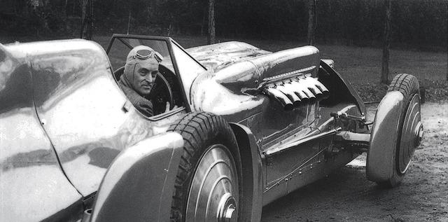 Rolls Royce in 1930's