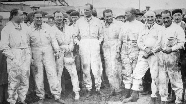 Bentley in 1920's - 1929's Events