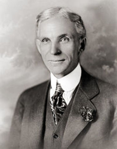 Henry Ford - The Founder