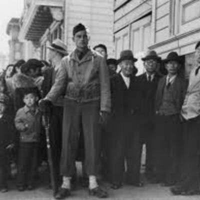 Amercias Injustice Towards the Japanese timeline