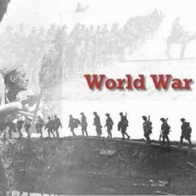 WW 1 timeline