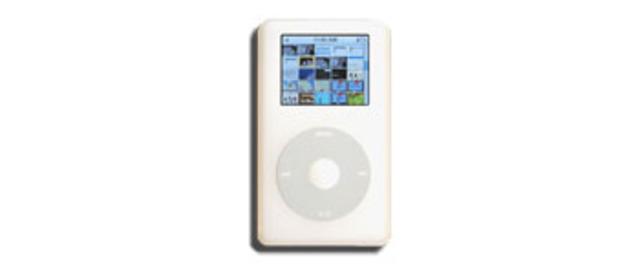 Ipod 1st generation Created