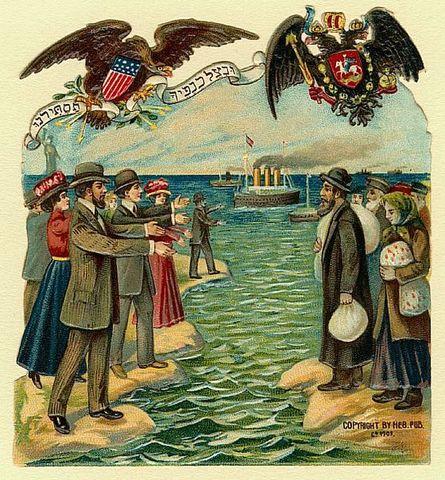 Russian Jewish Immigration