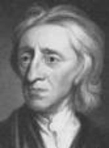 Locke's ideas about revolution against a government are linked to a plot to kill the king. Locke flees to Holland, many that agreed with him and Lord Ashley are arrested for treason and some are killed