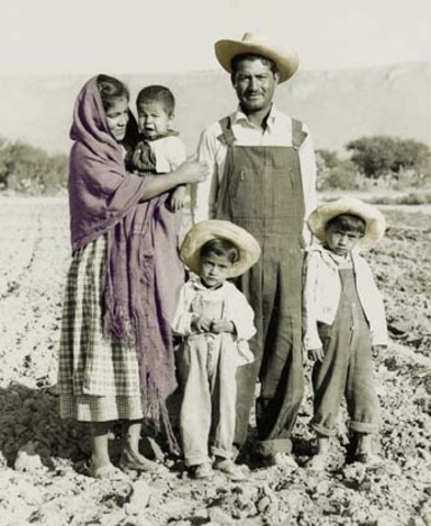 Mexican Immigrant Laborers