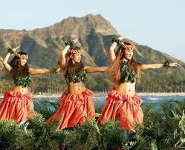 First trip (Hawaii)