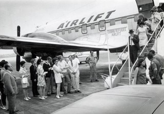 Cuban Refugee Airlift