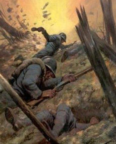Oostenrijk-Hongarij verklaard de oorlog aan Servië