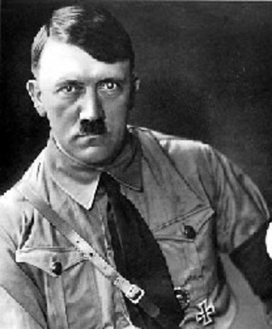 Hitler komt aan de macht