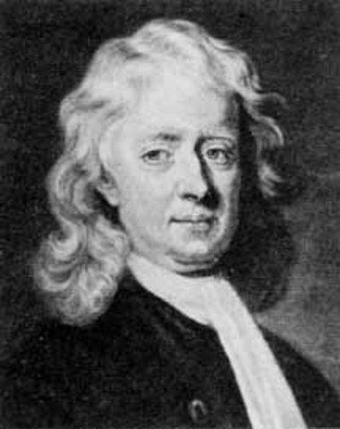 Locke meets Issac Newton