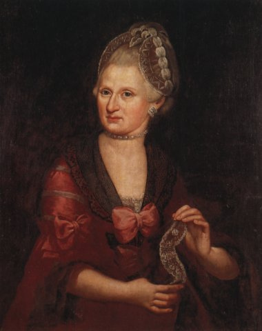 The Death of Anna Maria