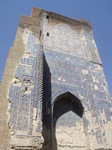Aq Saray (Shahrisabz, Uzbekistan)