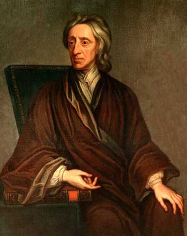 John Locke becomes a very important professor at Oxfod College