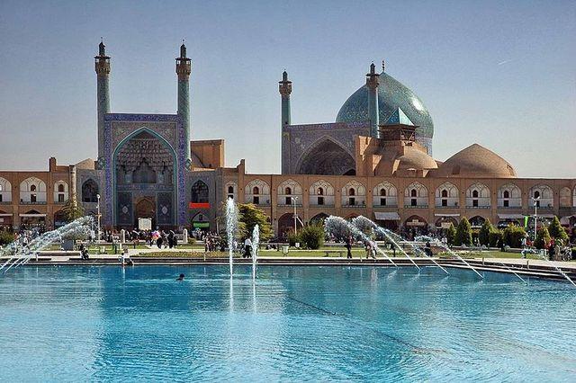 Shah Mosque (Isfahan, Iran)
