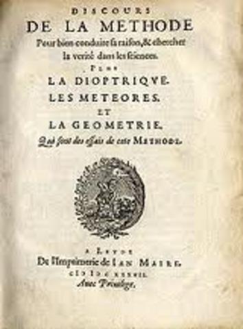 Locke reads Rene Descartes' Discourse