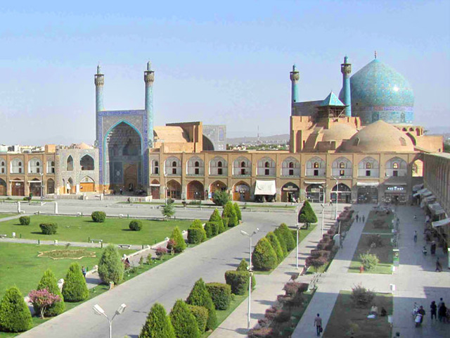Safavids' Shah Mosque