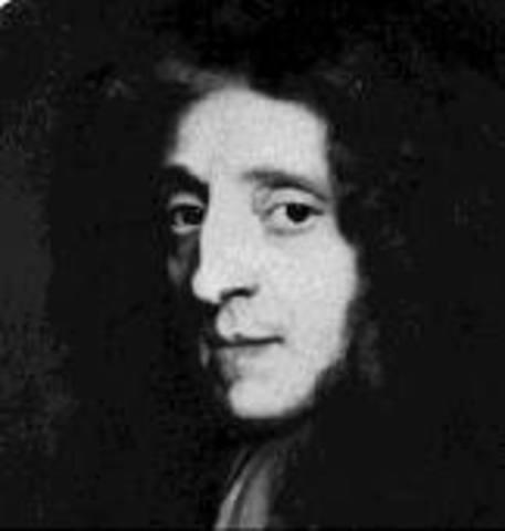 Locke returned to England.