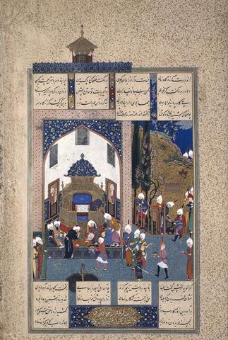 Safavid Capture of Herat