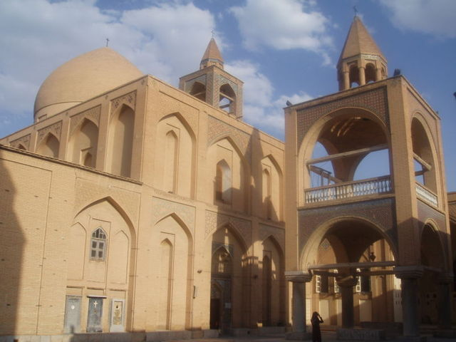 Resettling of Armenians to New Julfa