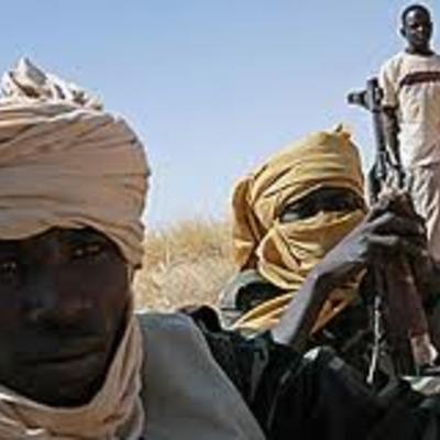 The Sudan  timeline