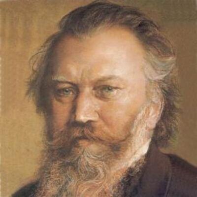 Johannes Brahms` Timeline