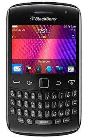 Blackberry, mi 4º móvil.