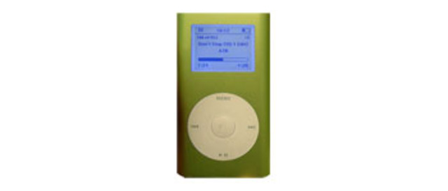AMAZING YEAR FOR IPOD!