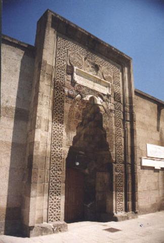 Cifte madrasa