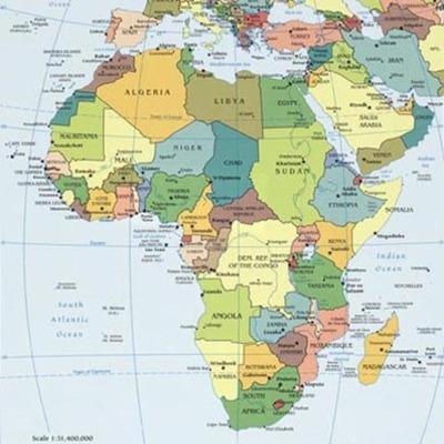 History Of Africa timeline