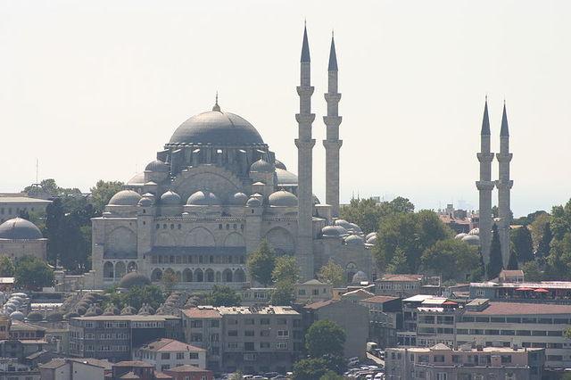 Suleymaniye Complex (Istanbul, Turkey)