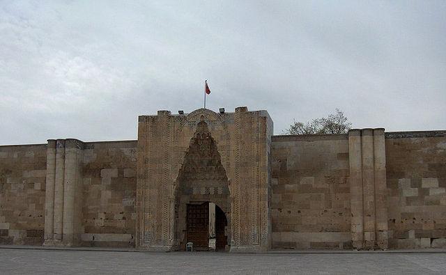 Sultan caravanserai (Aksaray, Turkey)