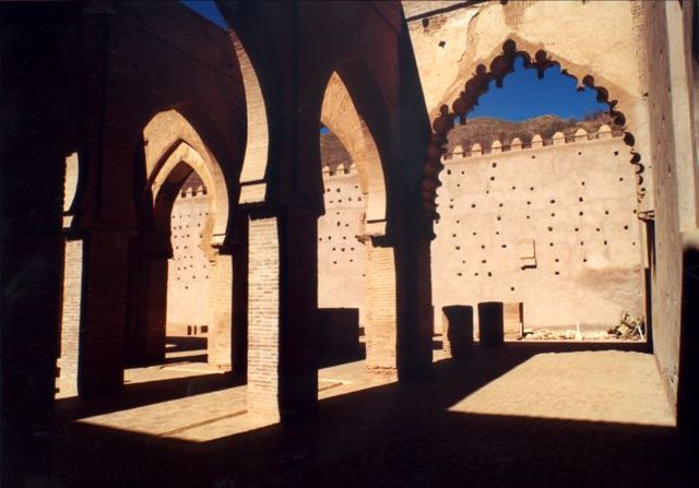 Great Mosque of Tinmal (Tinmal, Morocco)