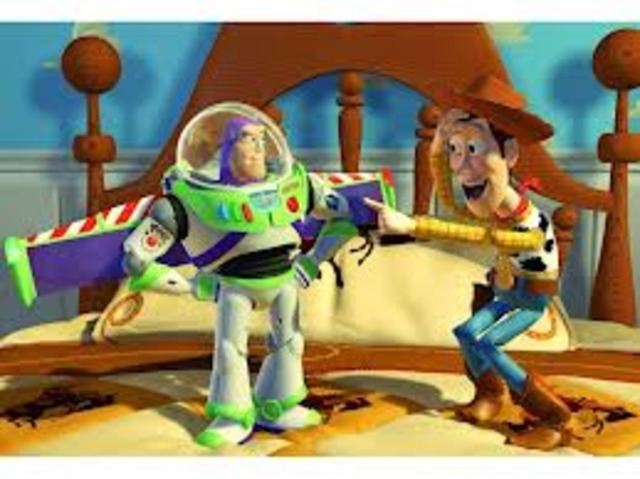 Toy Story Begins