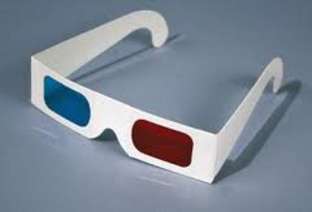 3D TV stereoscope invented by John Logie Baird