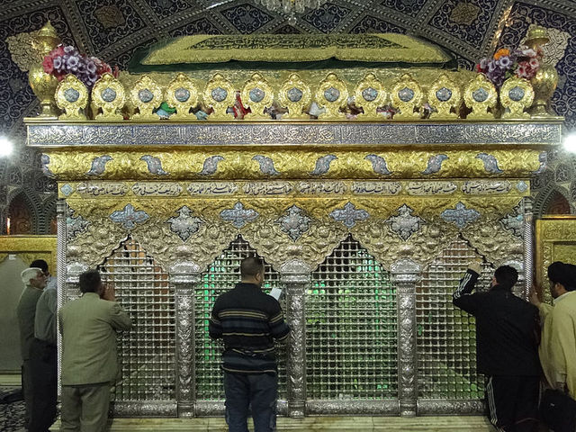 Mausoleum of Sayyida Ruqayya (Damascus, Syria)