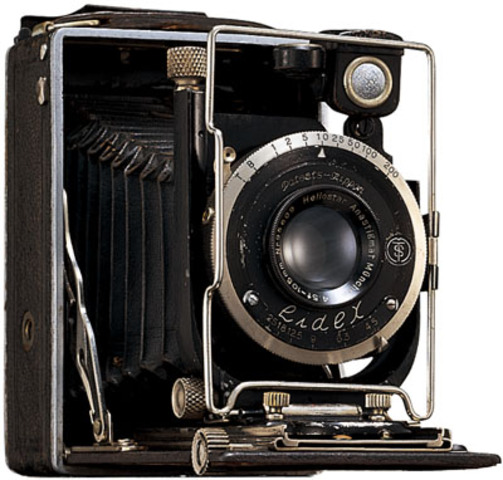 One of the First Motion Picture Film Cameras Made