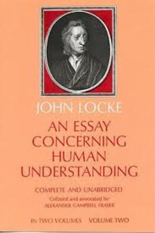 Concerning Human Understanding Published